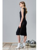 Vestido Break free Negro
