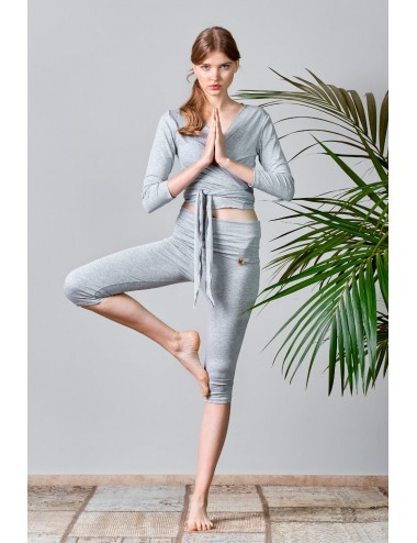 LEGGING DANCER GRIS