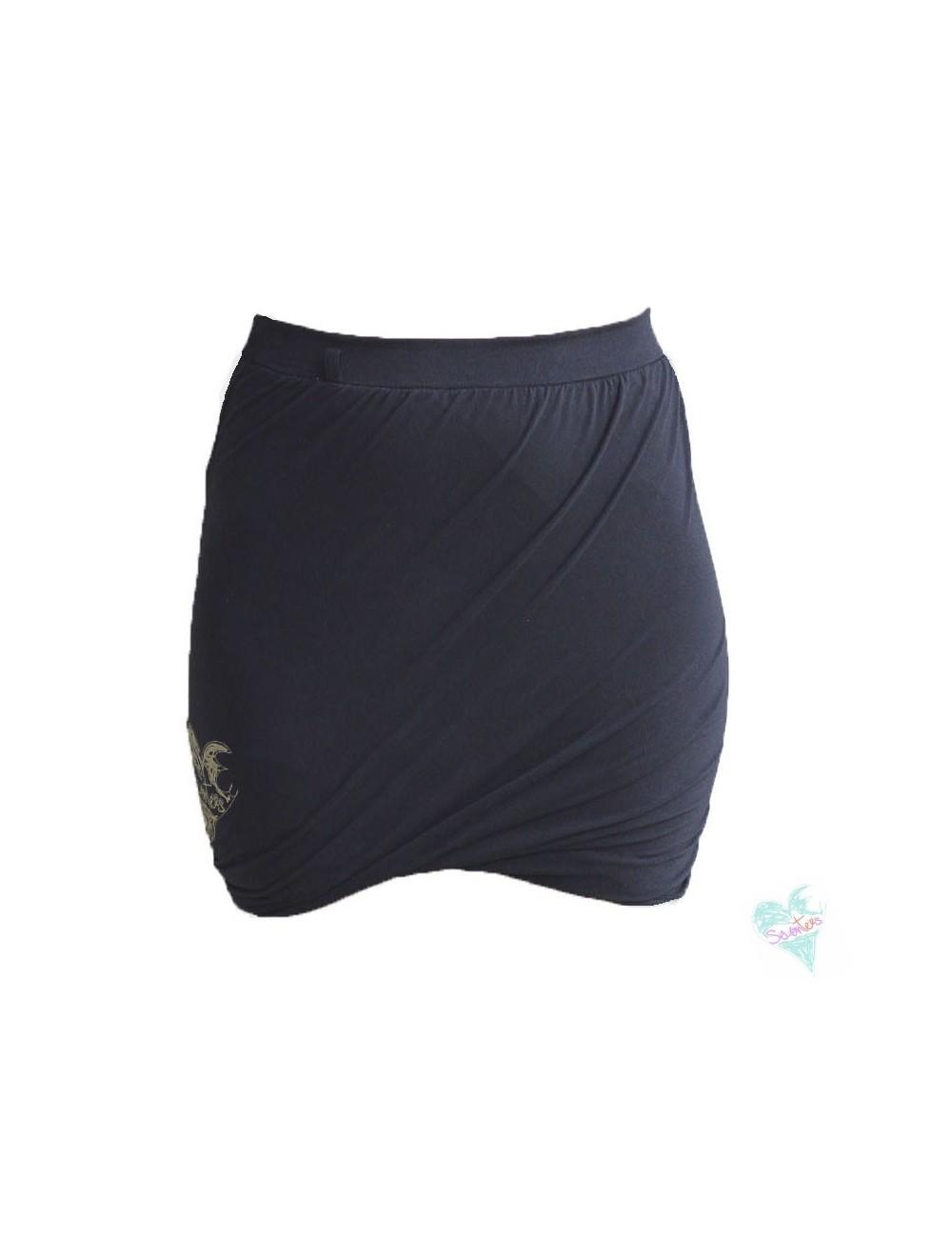 Miniskirt Negro