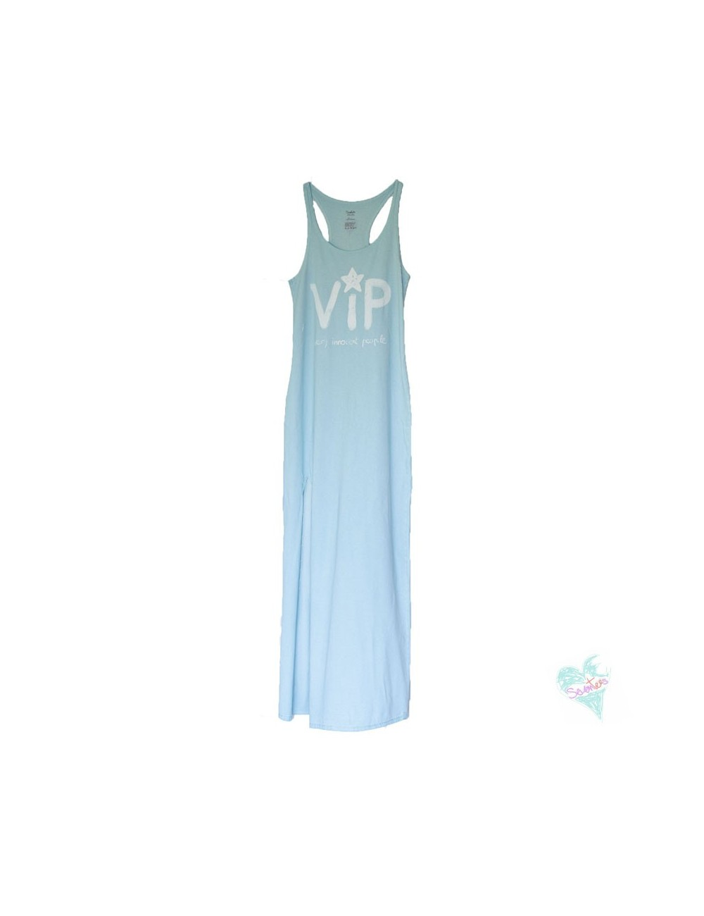 Maxidress Pool Nube