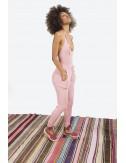 Pantalón jogging rosa
